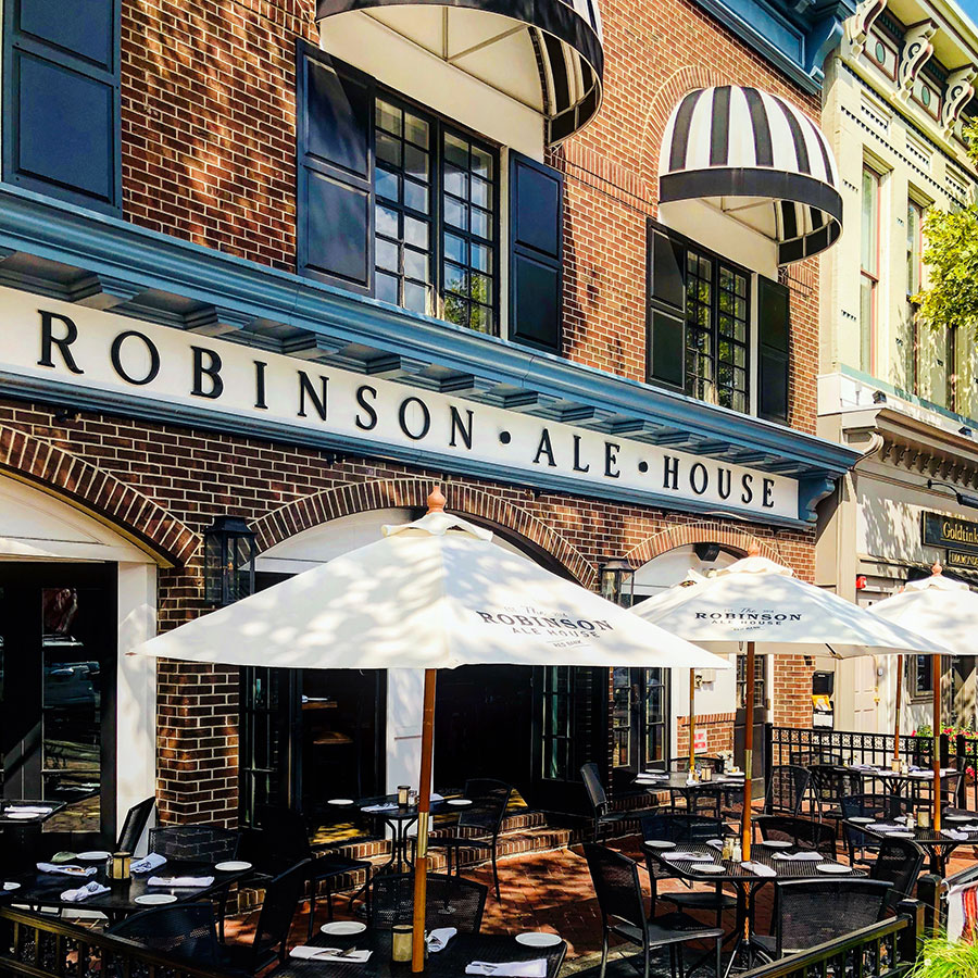 The Robinson Ale House Red Bank Nj